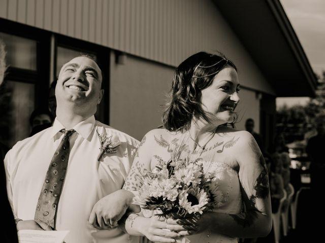 Chris and Sarah's wedding in Thunder Bay, Ontario 36