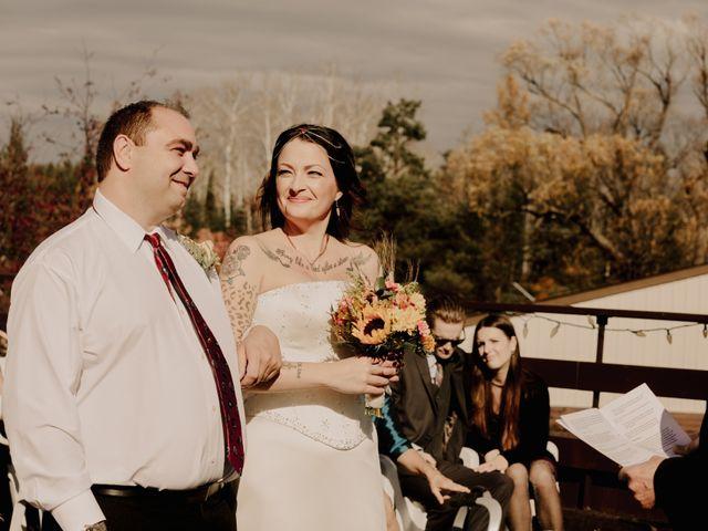 Chris and Sarah's wedding in Thunder Bay, Ontario 38