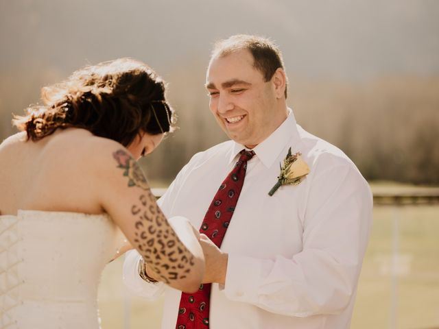 Chris and Sarah's wedding in Thunder Bay, Ontario 40