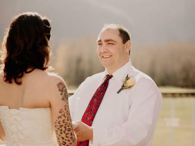Chris and Sarah's wedding in Thunder Bay, Ontario 42