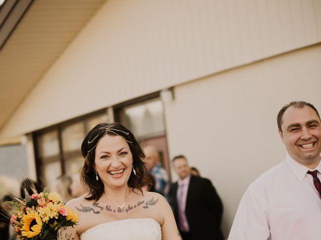 Chris and Sarah's wedding in Thunder Bay, Ontario 55