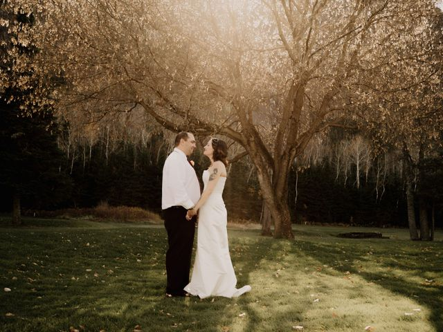 Chris and Sarah's wedding in Thunder Bay, Ontario 86