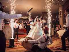 The wedding of Sarab and Ahmad 4