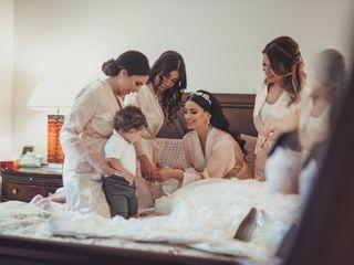 The wedding of Sarab and Ahmad 2
