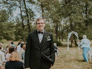 The wedding of Kayla and Max 1