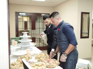 The wedding of Samia and Mike 1