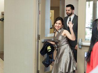 The wedding of Samia and Mike 2