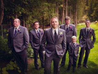 Mark and Tammy's wedding in Shelburne, Ontario 17