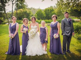 Mark and Tammy's wedding in Shelburne, Ontario 54