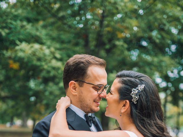 Daniyil  and Lina 's wedding in Toronto, Ontario 7