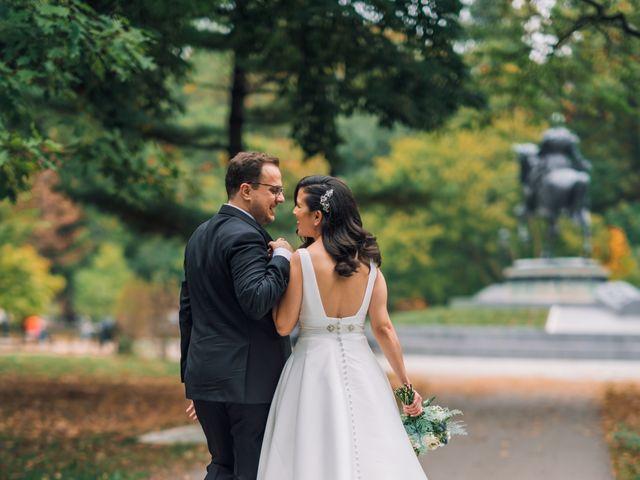 Daniyil  and Lina 's wedding in Toronto, Ontario 8
