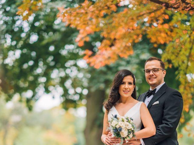 Daniyil  and Lina 's wedding in Toronto, Ontario 9