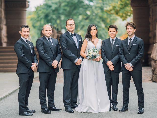 Daniyil  and Lina 's wedding in Toronto, Ontario 11