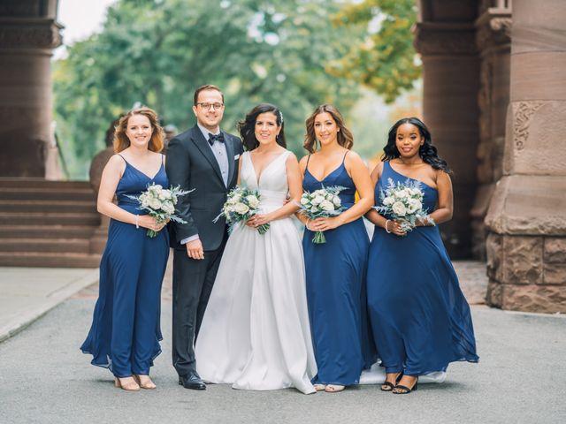 Daniyil  and Lina 's wedding in Toronto, Ontario 12