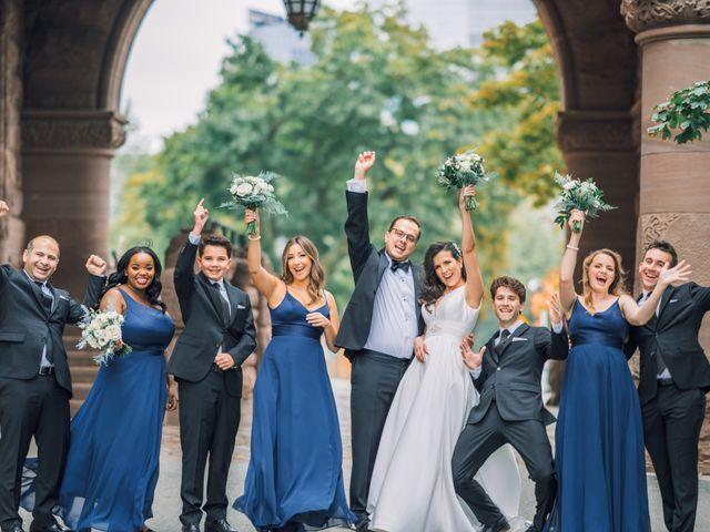 Daniyil  and Lina 's wedding in Toronto, Ontario 1