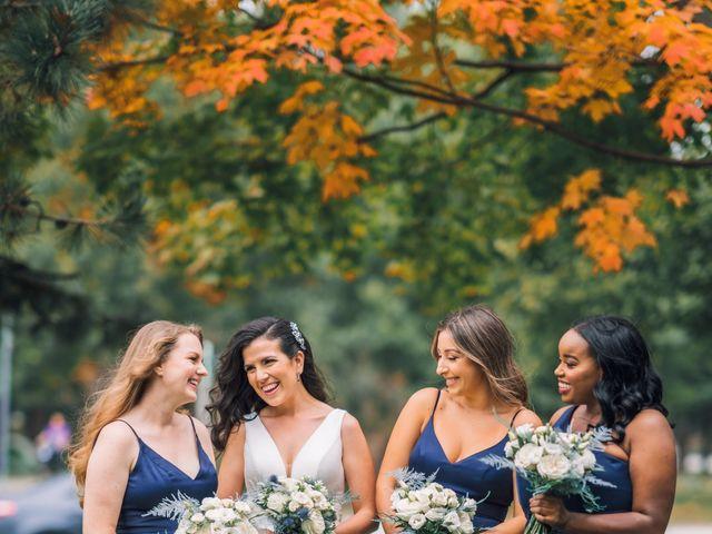Daniyil  and Lina 's wedding in Toronto, Ontario 13