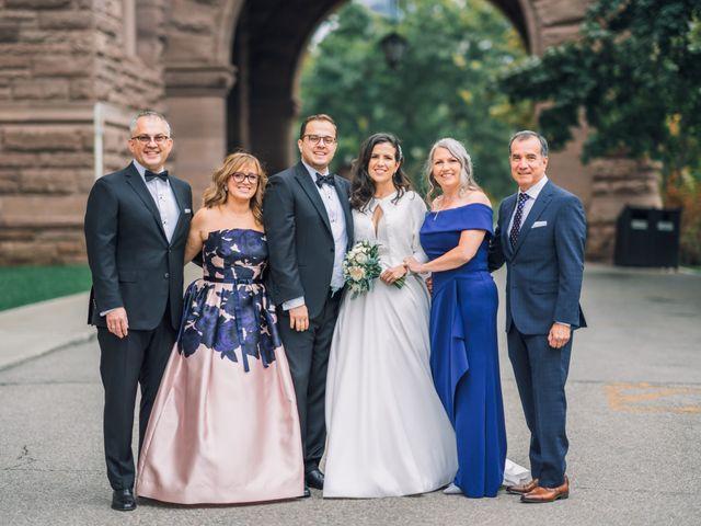 Daniyil  and Lina 's wedding in Toronto, Ontario 15