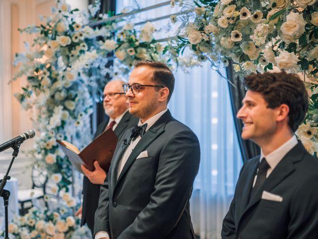 Daniyil  and Lina 's wedding in Toronto, Ontario 16
