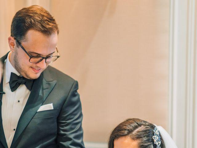 Daniyil  and Lina 's wedding in Toronto, Ontario 17