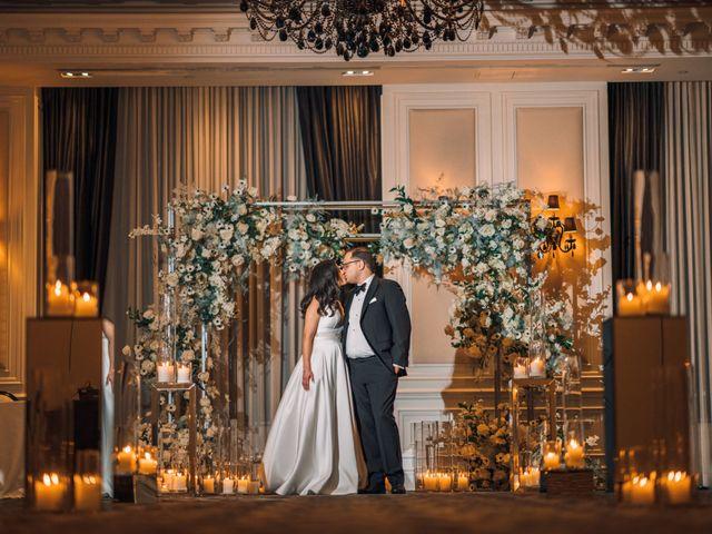 Daniyil  and Lina 's wedding in Toronto, Ontario 2