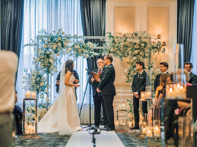 Daniyil  and Lina 's wedding in Toronto, Ontario 28