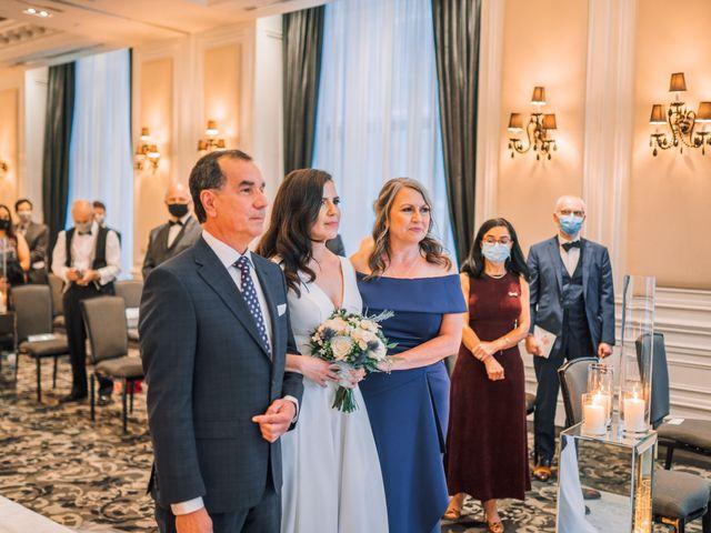 Daniyil  and Lina 's wedding in Toronto, Ontario 30
