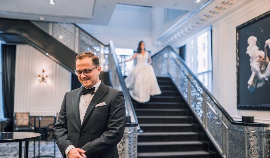 Daniyil  and Lina 's wedding in Toronto, Ontario