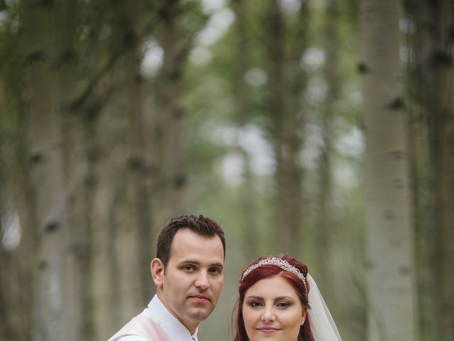 Beau and Miranda's wedding in Jasper, Alberta 17