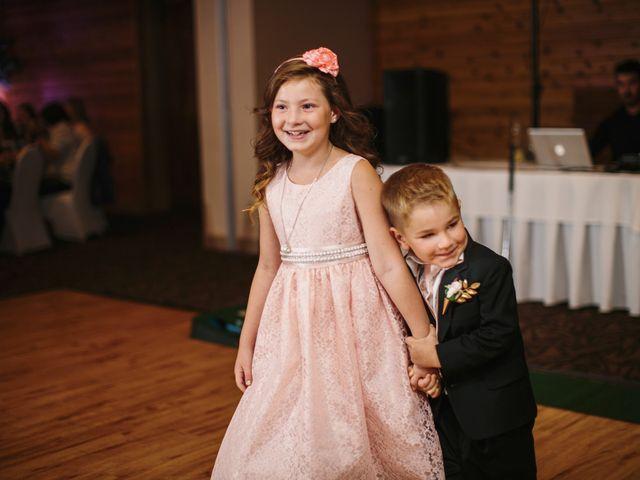 Beau and Miranda's wedding in Jasper, Alberta 19