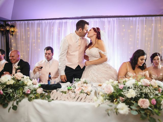 Beau and Miranda's wedding in Jasper, Alberta 20