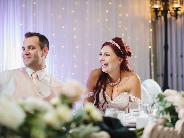Beau and Miranda's wedding in Jasper, Alberta 21