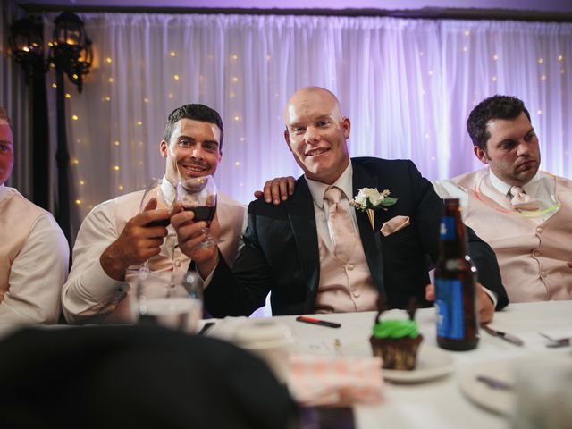 Beau and Miranda's wedding in Jasper, Alberta 22
