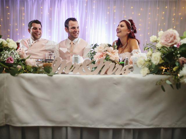 Beau and Miranda's wedding in Jasper, Alberta 2