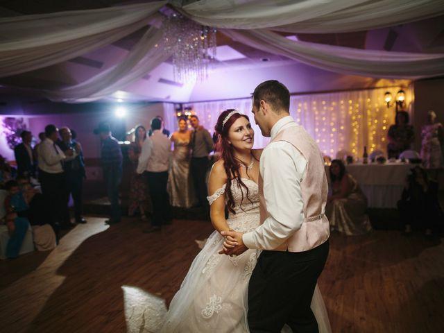 Beau and Miranda's wedding in Jasper, Alberta 23