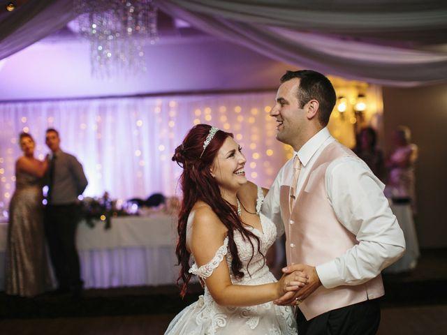 Beau and Miranda's wedding in Jasper, Alberta 24