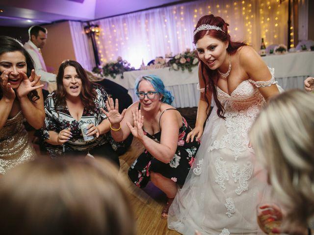 Beau and Miranda's wedding in Jasper, Alberta 27