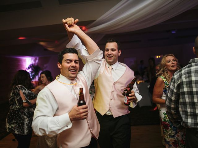 Beau and Miranda's wedding in Jasper, Alberta 28
