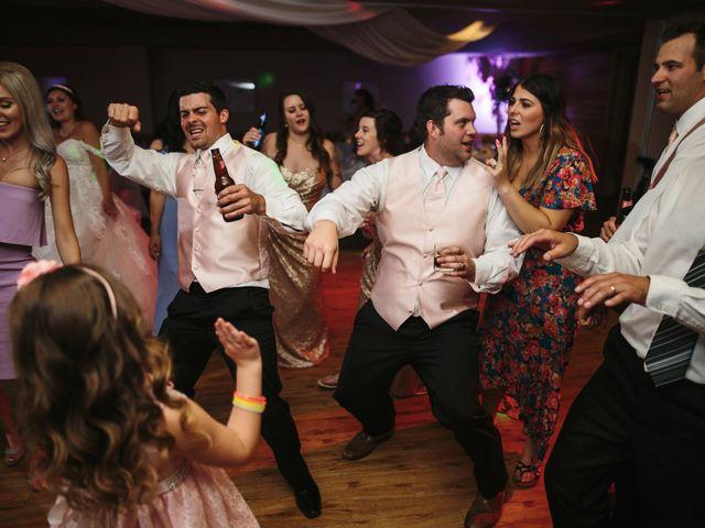 Beau and Miranda's wedding in Jasper, Alberta 29