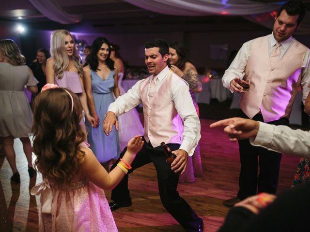 Beau and Miranda's wedding in Jasper, Alberta 30