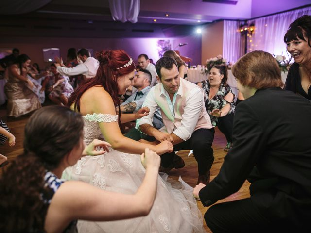 Beau and Miranda's wedding in Jasper, Alberta 34
