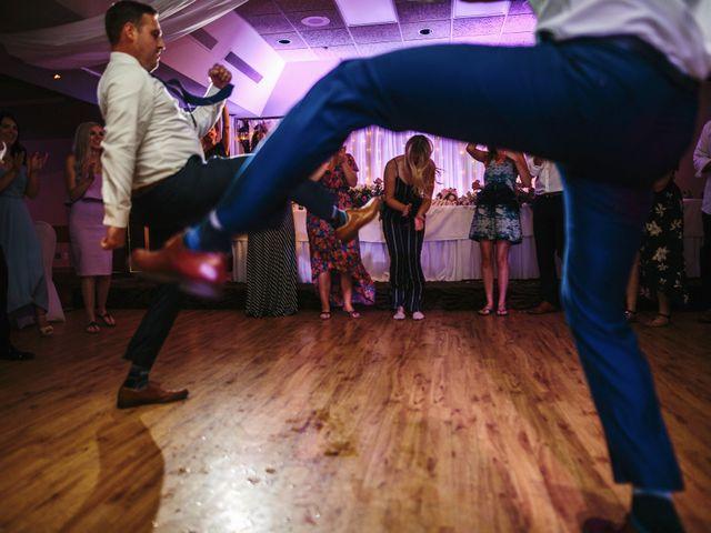 Beau and Miranda's wedding in Jasper, Alberta 36