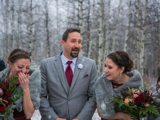 Mathew and Kaala's wedding in Canmore, Alberta 20