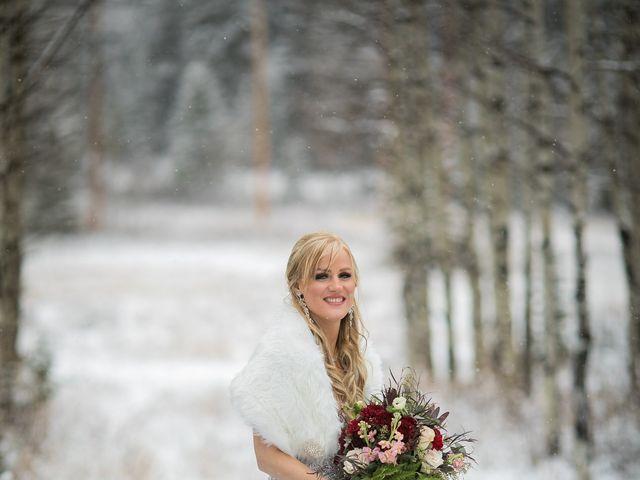 Mathew and Kaala's wedding in Canmore, Alberta 23