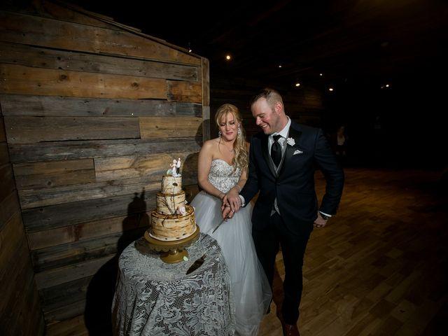 Mathew and Kaala's wedding in Canmore, Alberta 24