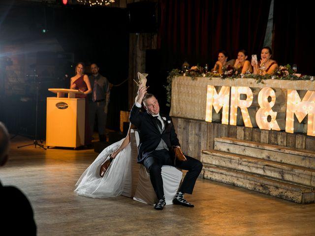 Mathew and Kaala's wedding in Canmore, Alberta 25