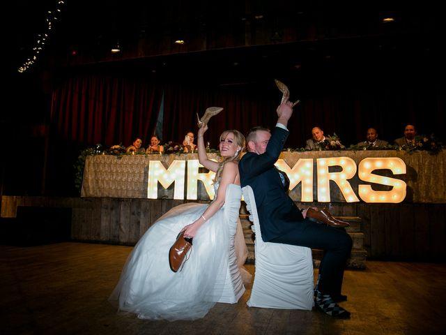 Mathew and Kaala's wedding in Canmore, Alberta 26