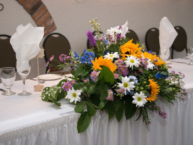 Brad and Laura's wedding in Newmarket, Ontario 10