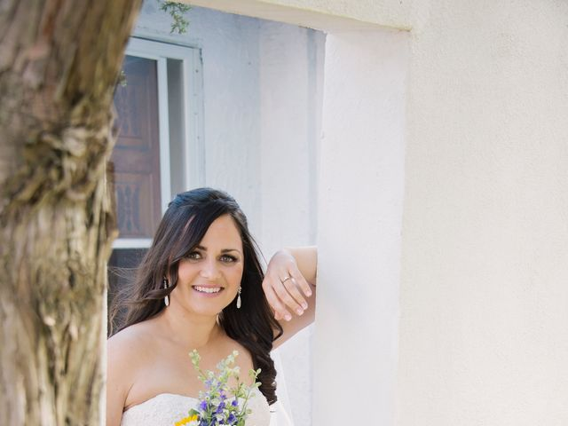 Brad and Laura's wedding in Newmarket, Ontario 17