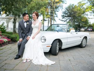 Ming and Patricia's wedding in Dorval, Quebec 3