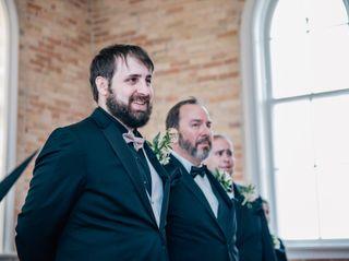 The wedding of Mirandi and Dan 2